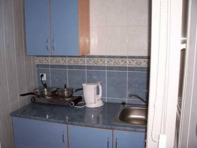 Domek szeregowy- kuchnia.