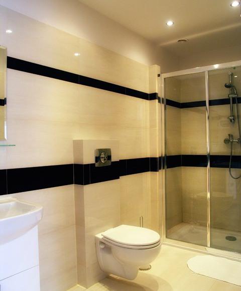 Łazienka Pokój Standard Plus