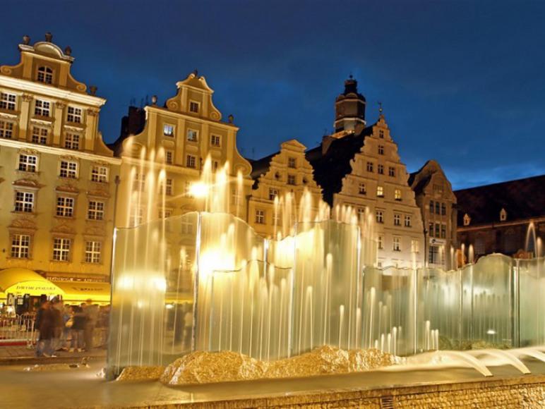 Rynek fontanna