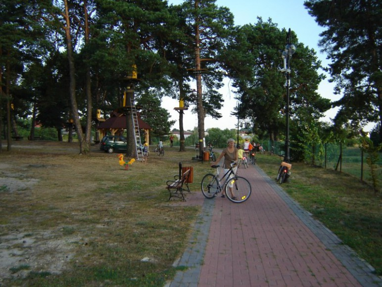Scieżki rowerowe