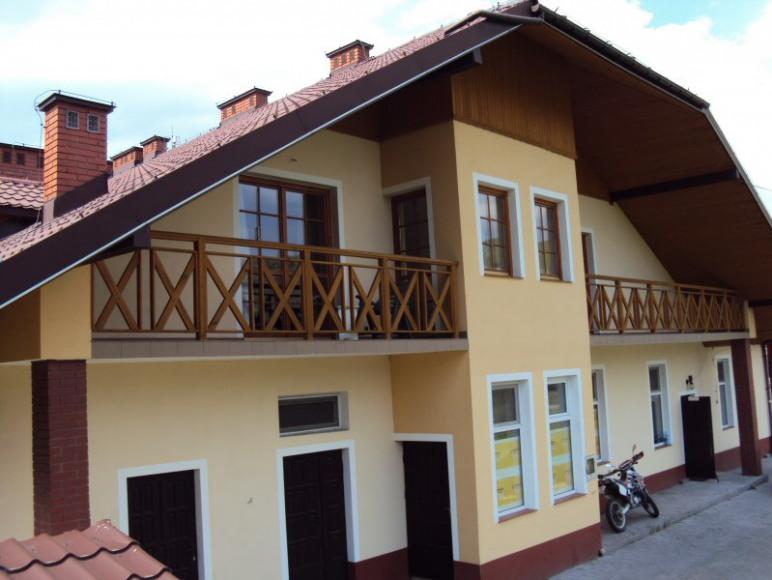 Apartamenty pod Jarmutą