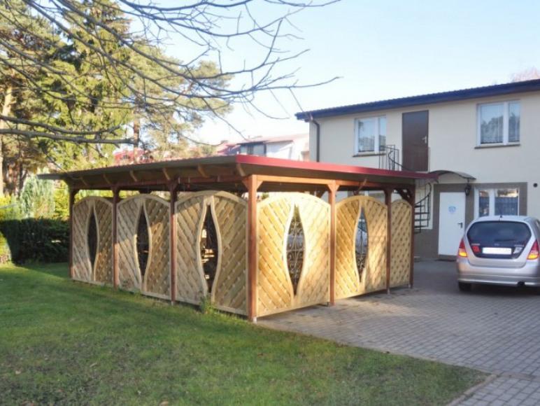 Dom Wczasowy Pod Lasem