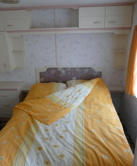 domek holenderski - sypialnia 1