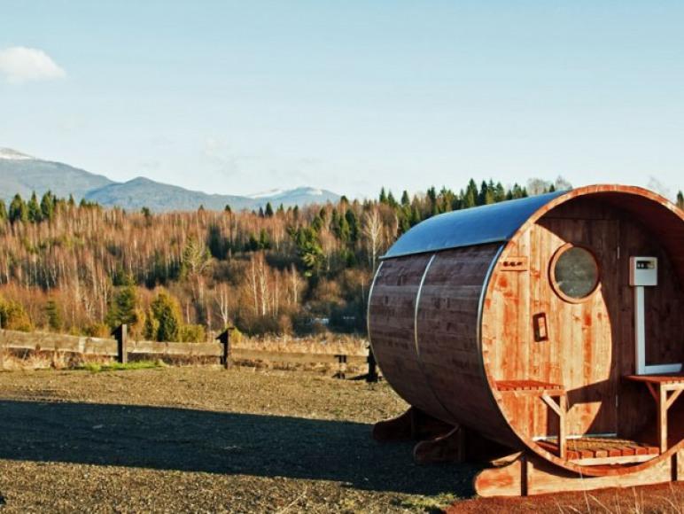 Sauna widokowa