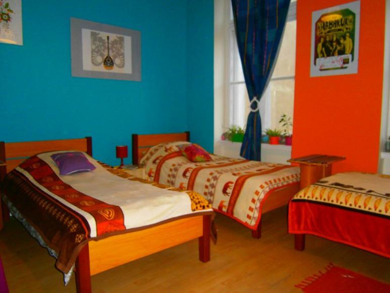 Hostel Fraszka - pokój 7 przyjaciół