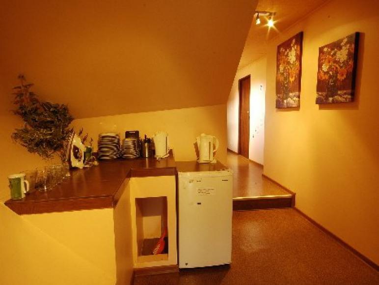 Aneks kuchenny- na każdym piętrze