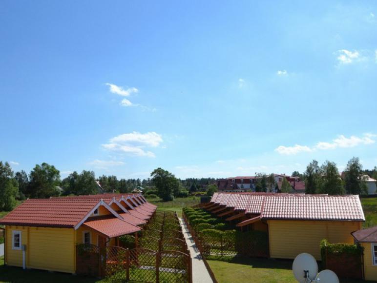 Lentia domki letniskowe, bungalowy