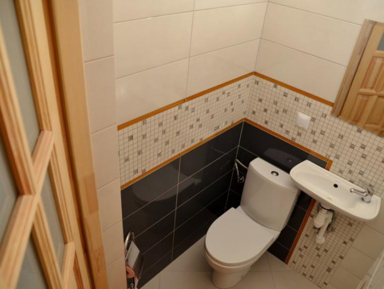 Łazienka w pokoju nr.7