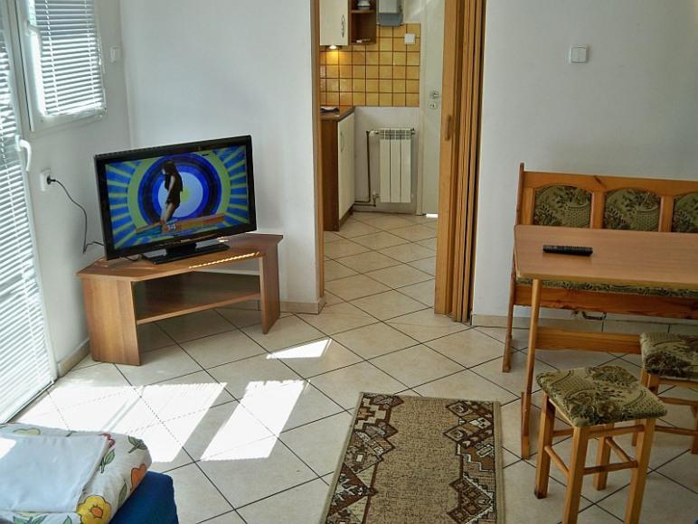 Pokój w domku 4-osobowym
