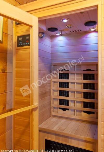 Chatka Qdłatka sauna
