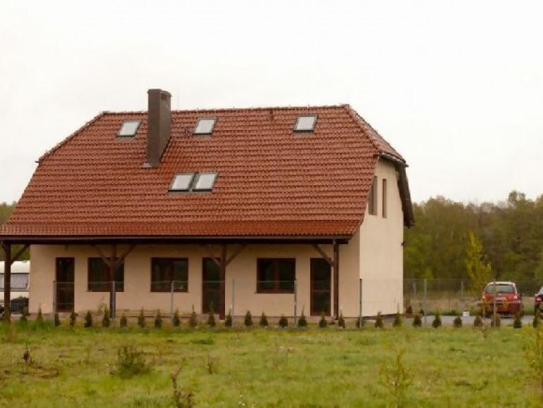 Dom w pełnej okazałości