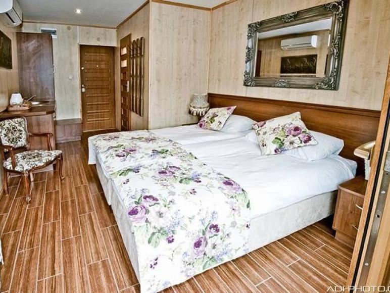 Pokój w Domu nad jeziorem