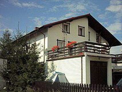 Dom Pod Modrzewiem