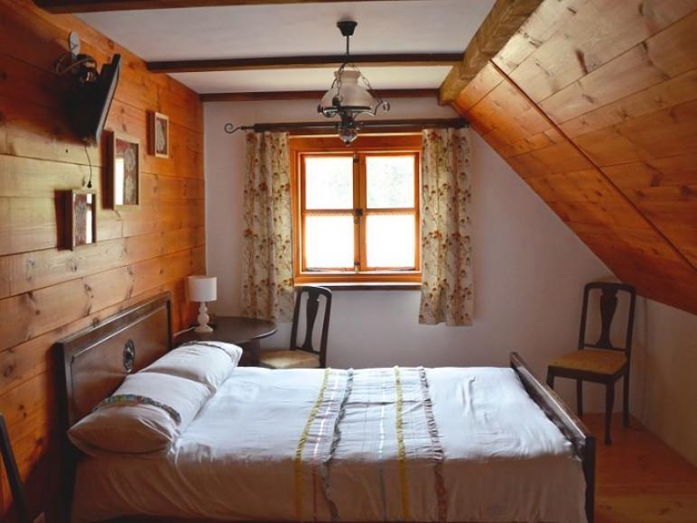 Chata w Bieszczadach - Izba