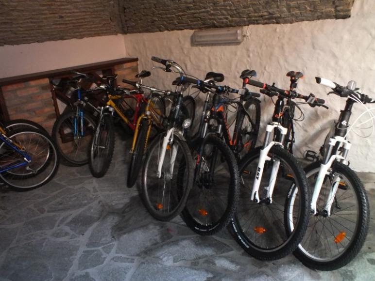wypożyczamy rowery