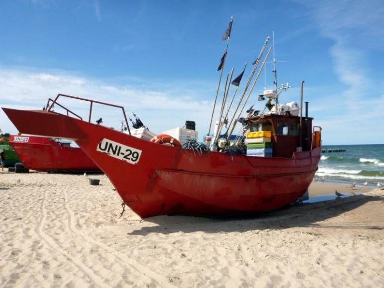 Przystań rybacka - zdjęcie konieczne do zrobienia podczas pobytu