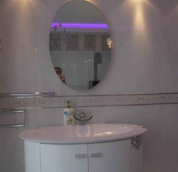łazienka turkusowy