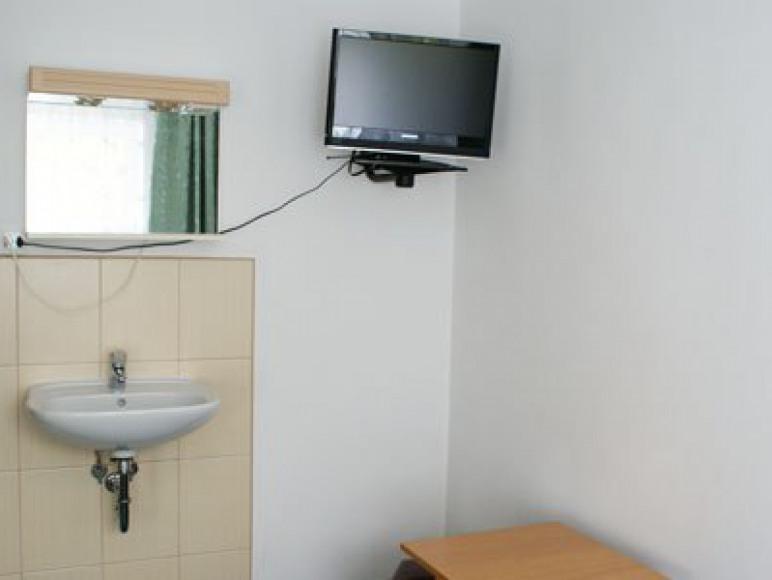 Pokoje bez łazienki