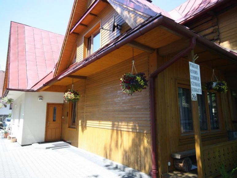 Domek u Gąsieniców 1