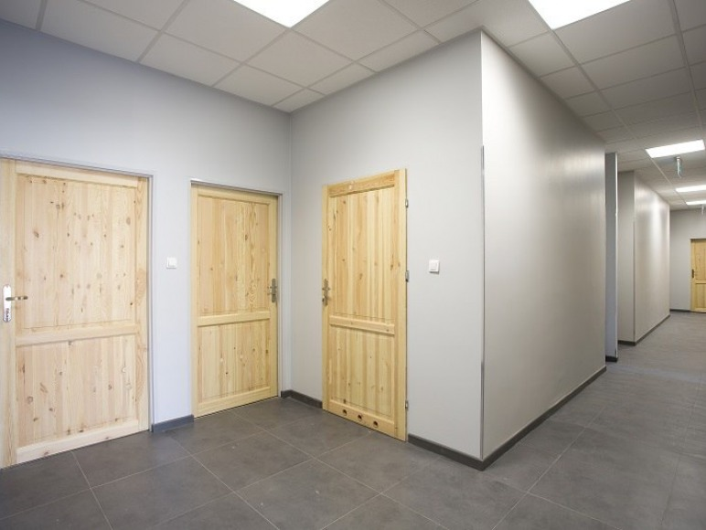 hostel korytarz