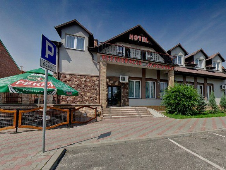"Hotel - Restauracja ""Kasienka"""