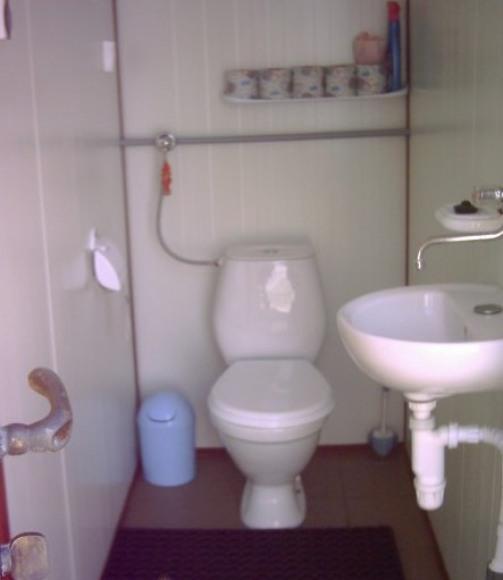 jedna z toalet