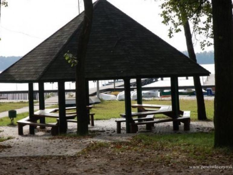 Ośrodek Sportów Wędkarskich w Rogóźnie