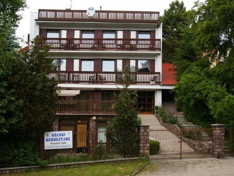 Pensjonat Polonez (lipiec-sierpień)