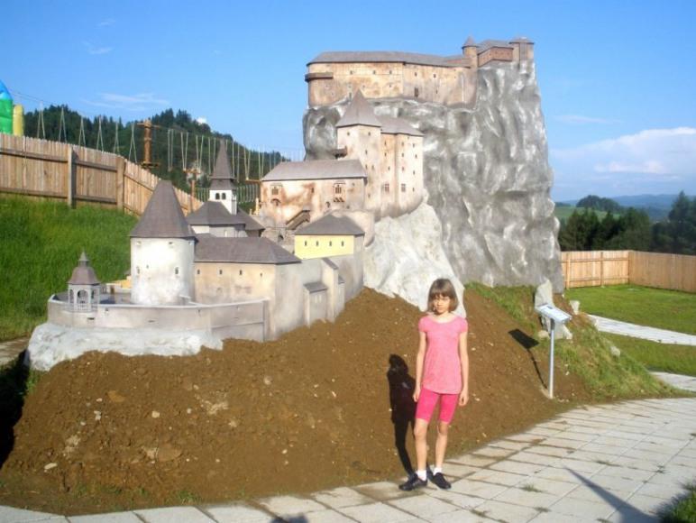 Park miniatur zabytków Podtatrza