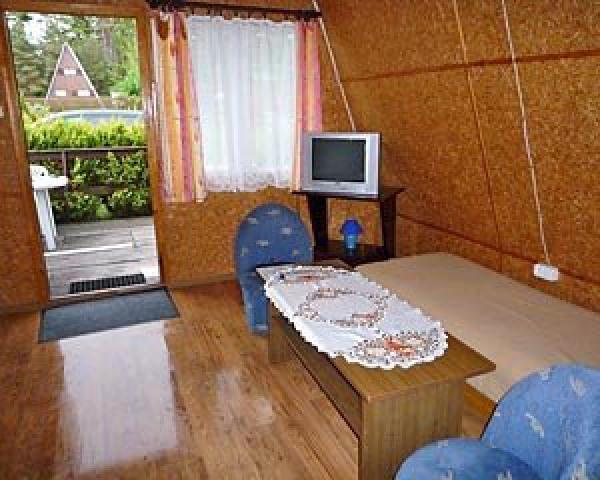 Domek 7 osobowy- ośrodek Pod lasem