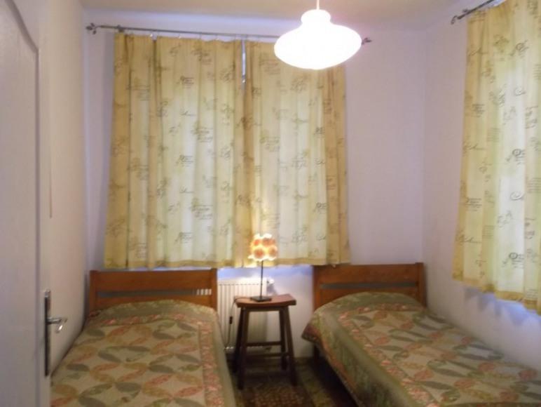 Apartament sypialnia