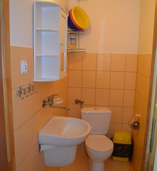 łazienka do pokoi nr.3,4,5