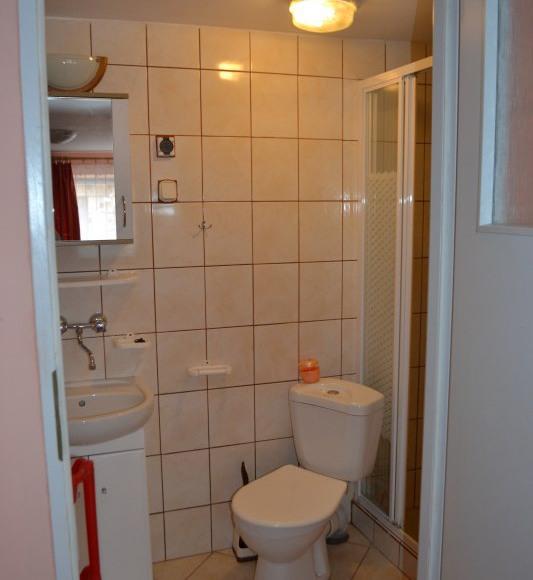 łazienka do pokoju nr.1