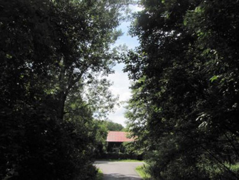 Droga od Osieczka i Przykor do domu