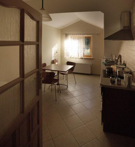 Kuchnia apartamentu4- 5-os