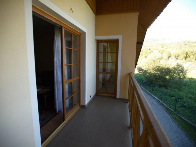 Balkon apartamentu4- 5-os
