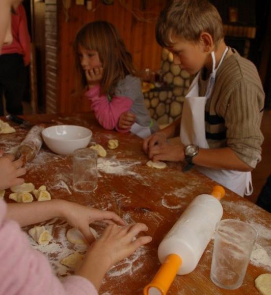 Dzieci też gotują!