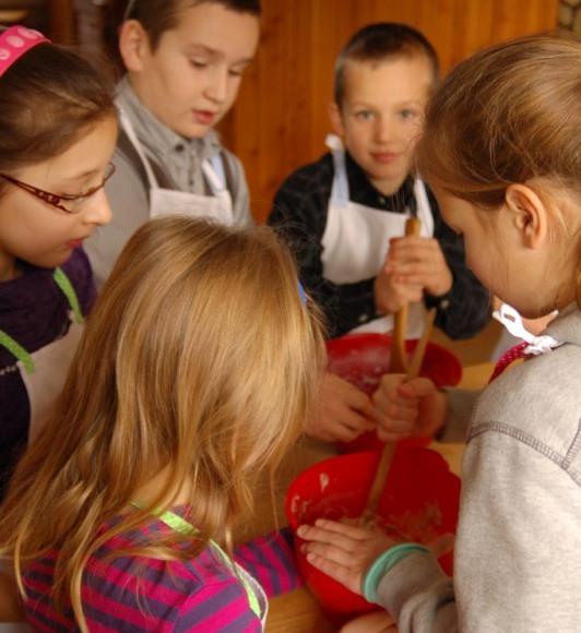 gotujące dzieci - warsztaty