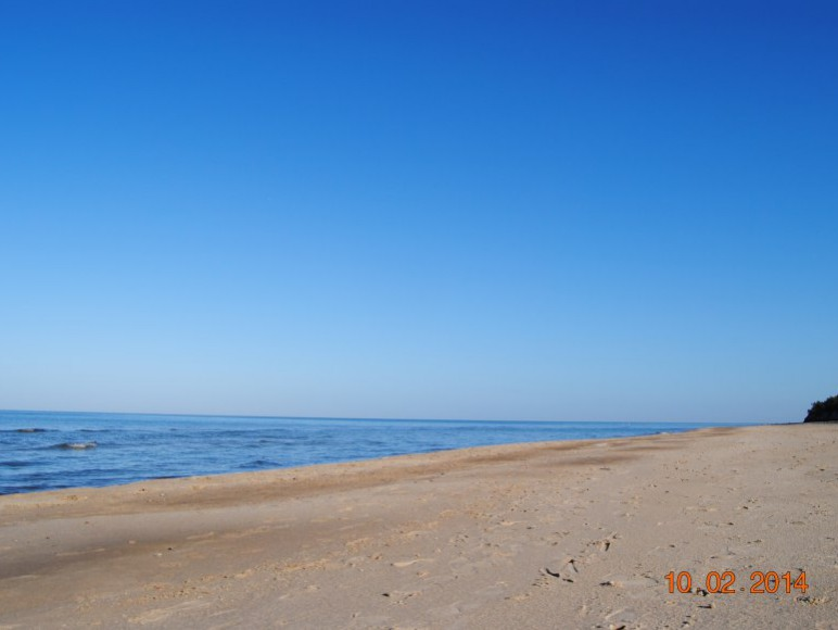 Plaża Pleśna
