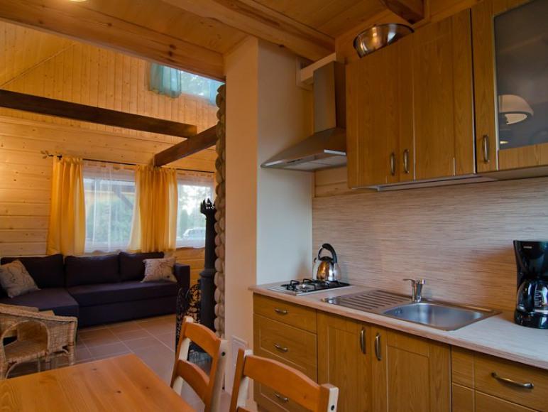 domki wczasowe-kuchnia
