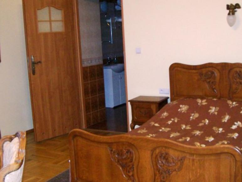 mini apartament z tarasem