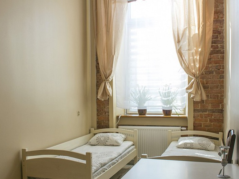 Vanilla Hostel - pokój, Wrocław, ul. Traugutta 35