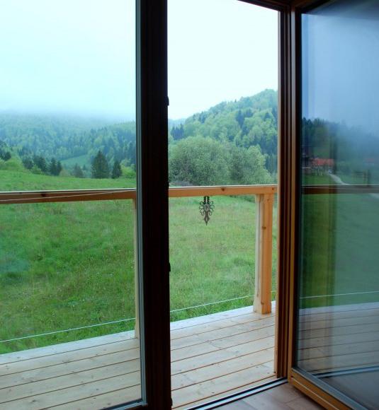 Widoki z okien