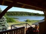 Pokoje nad jeziorem
