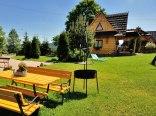 ogród rekreacyjny-grill/leżaki/hamak/boisko do gry w siatkę/piłkę nożną