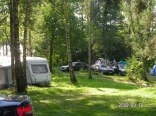 Pole namiotowe Zielony Raj