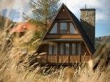 Dom w Szczyrku latem