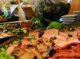 Bufet szwecki restauracja