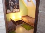 piętro - sypialnia zielona