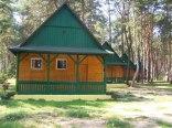 Chatka na polanie - 18 domków, łącznie 108 miejsc
